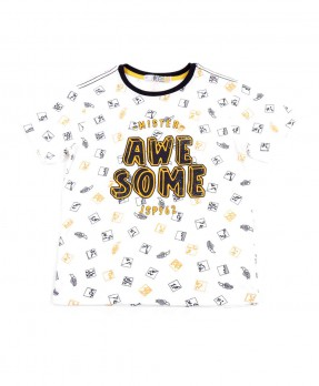 Back on Track 01 - T-shirt (Boys | 6-14 Years)