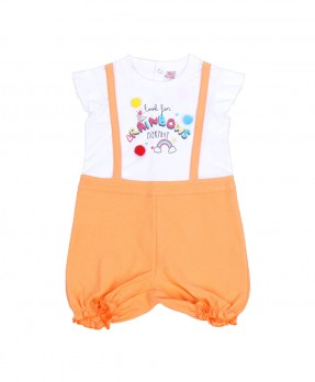 Cotton Ball 08 - Rompers (Girls | 6-24 Bulan)